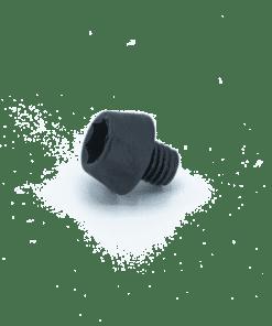 Plastic-screw-labeltube